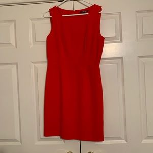 Gianni Bini. Size 6. Coral. Shift Dress.